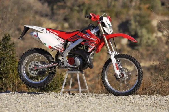 HM 125 Racing 2011
