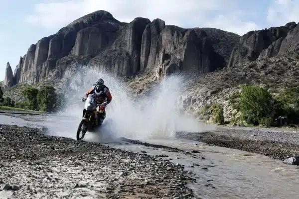 Dakar 2016 : le point à mi-course