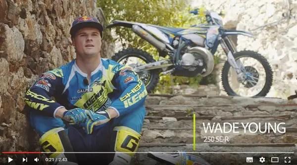 EnduroGP en Italie : Wade Young en guest star