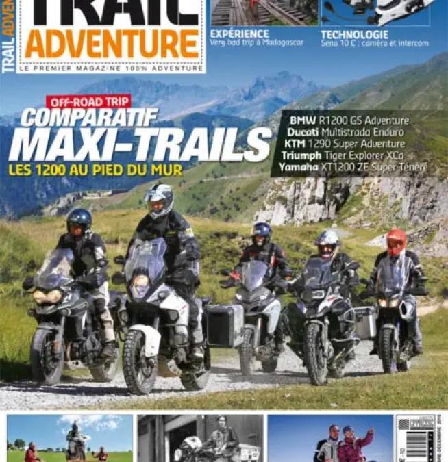 Trail Adventure Magazine n°7 est en kiosque