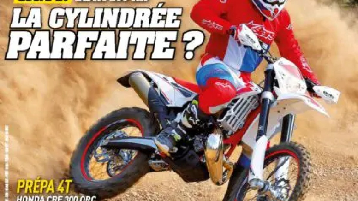 Enduro Magazine #102 en kiosque
