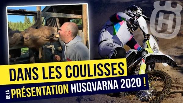 husqvarna 2020 vidéo
