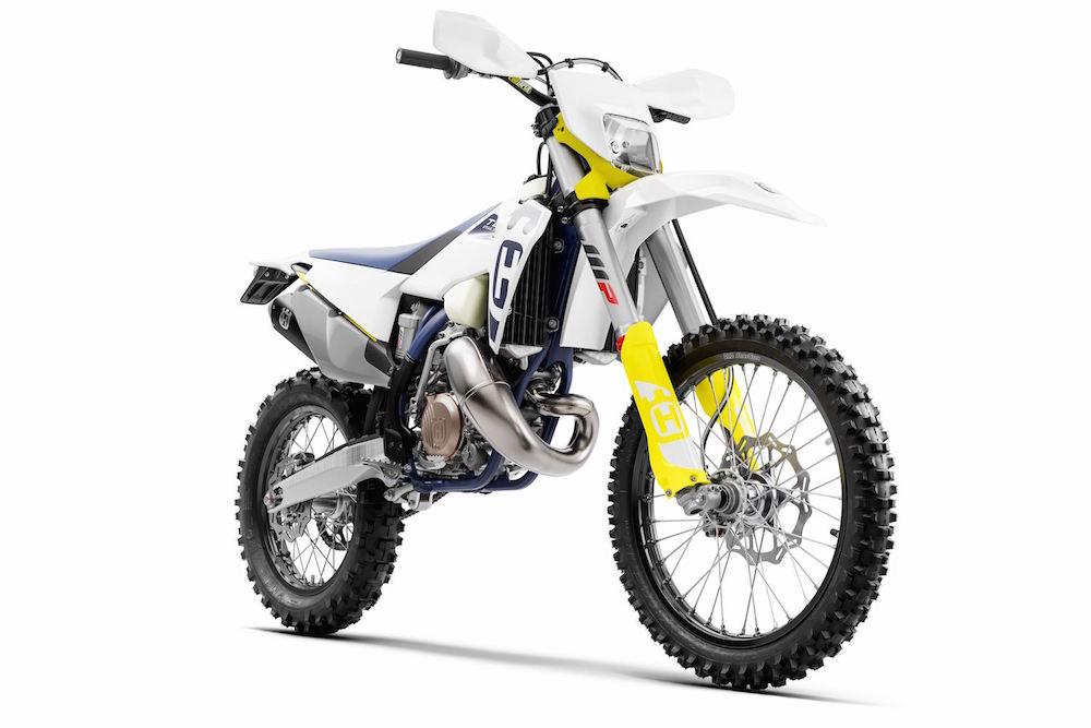 Husqvarna Motorcycles lanza su nueva generación de Enduro 2020
