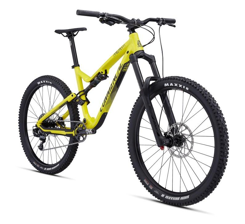 Origin - Jaune brillant - 2199€ avec l'essentiel de ce que l'on attend d'un bon vélo.