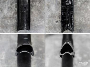 La cire permet d'obtenir une meilleure maîtrise des épaisseurs et des finitions que l'EPS utilisé par ailleurs.
