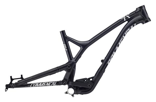 Supreme SX Frame Black
