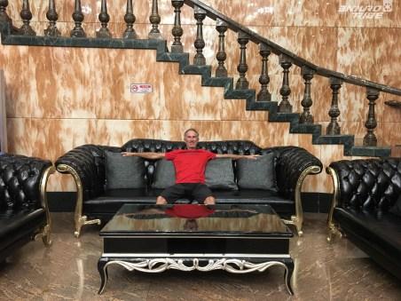 Le luxe, à la Chinoise.