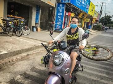 Contraste voyage VTT Hong Kong Chine partie 2-79
