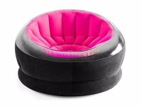 Intex Inflatable Pink Empire Chair 68582EP | Endurro - The ...