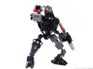 Lego' dan Bionicle Yapmalarını İstedik