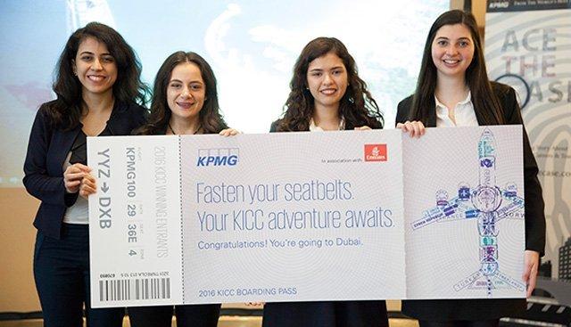 KPMG Uluslararası Vaka Yarışması (KICC)