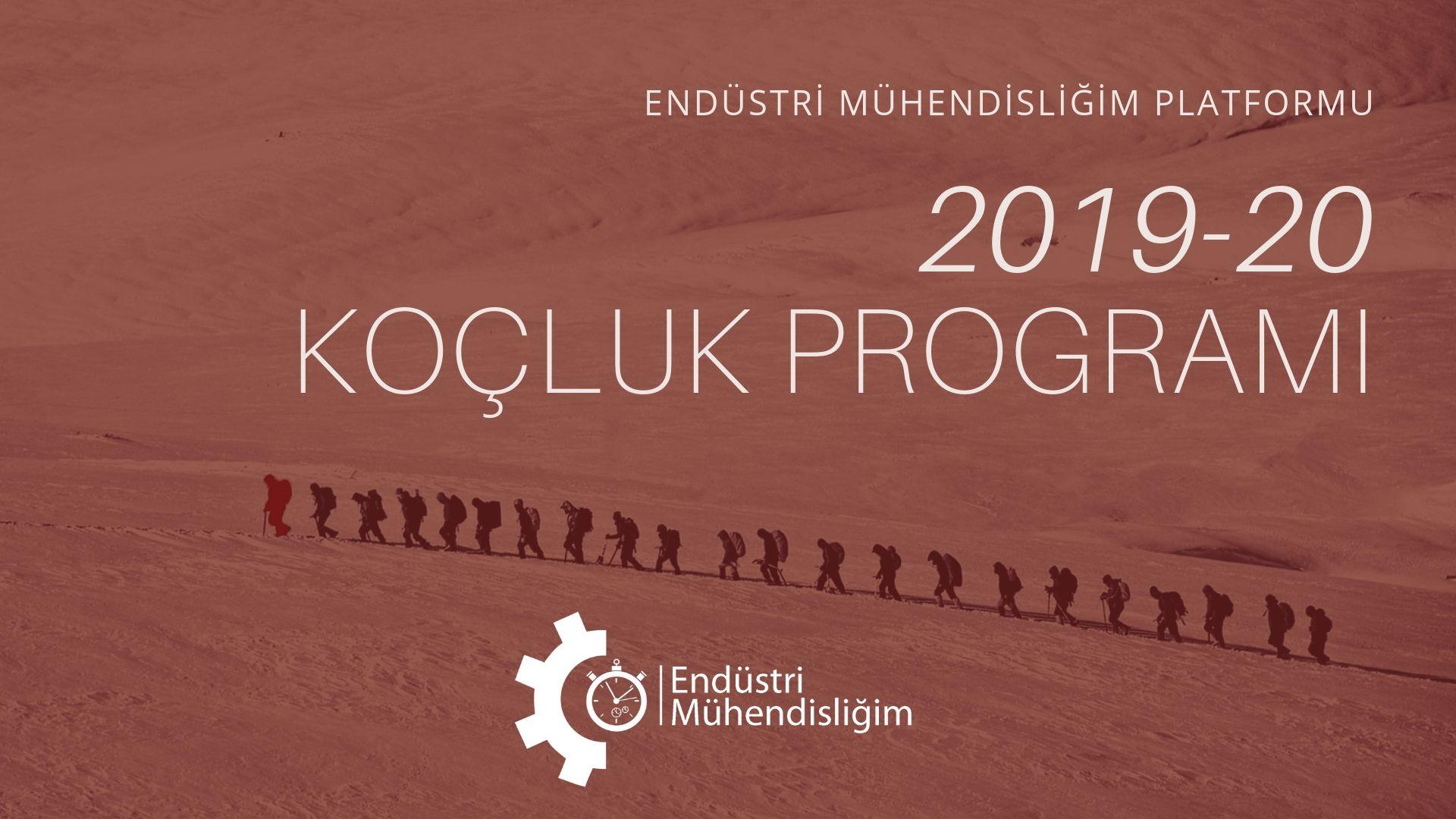 2019-20 Koçluk Programı Başvuruları Bitti