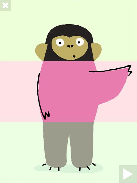 lustige Kinder App mit Tieren