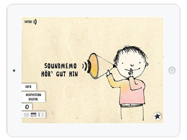 Sound Memory Lern App für Kinder