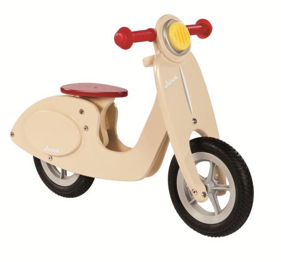 Kinder-Laufrad Vespa aus Holz