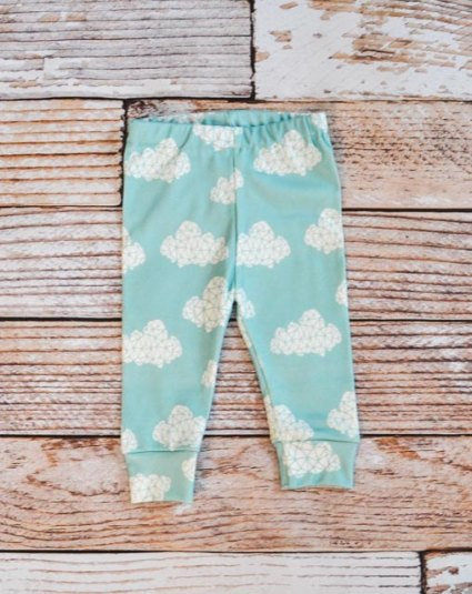 Baby Wolken Leggings von hold you me