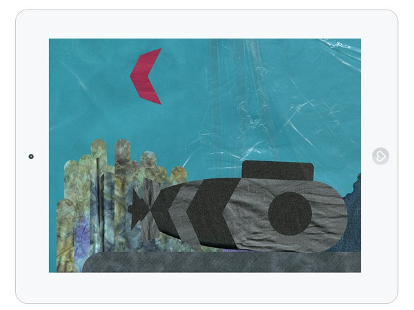 Kinder App mit kleinen Minispielen Unterwasser