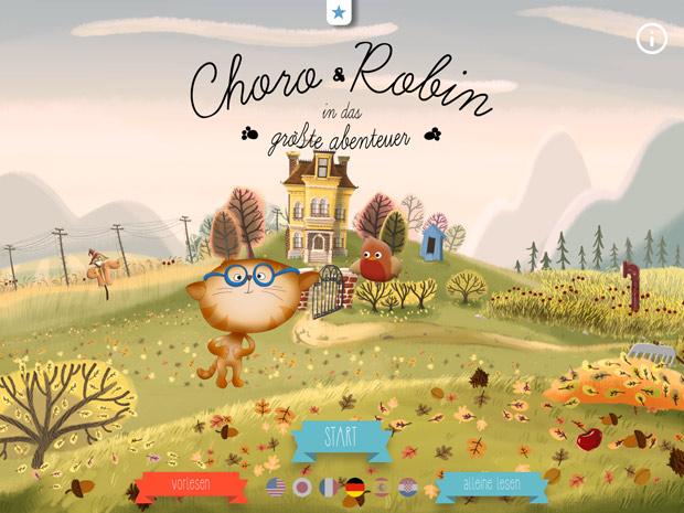 Kinder App mit Mini Spielen