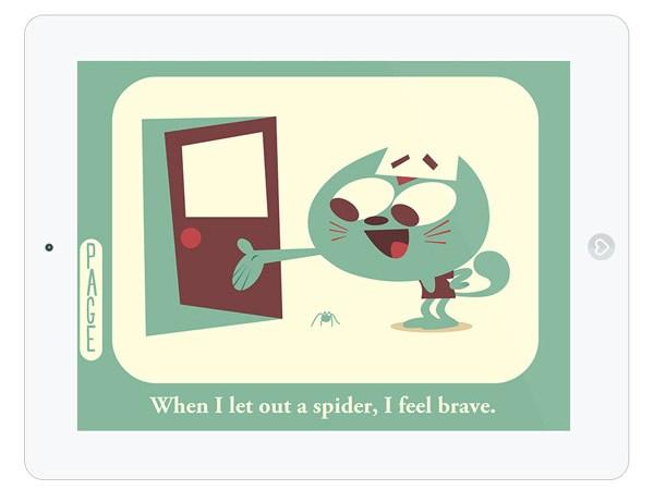 App über Mut für Kinder