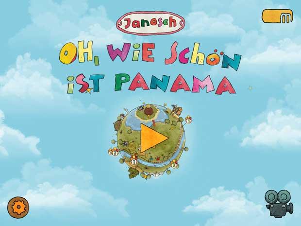 Oh, wie schön ist Panama: Der Kinderbuch-Klassiker von Janosch als App