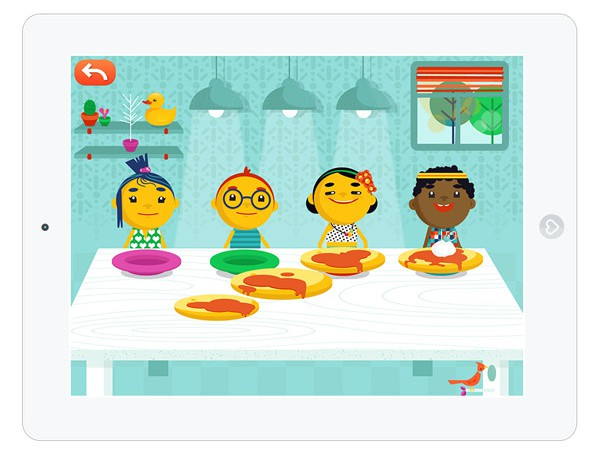 Mini Spiele App für Kleinkinder