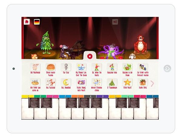 Kinder Musik App für Kleinkinder