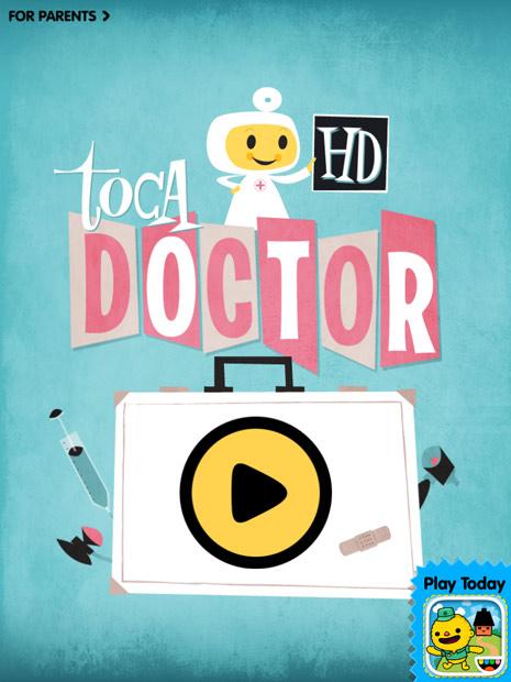Kinder Lern App über den Körper und Krankheiten
