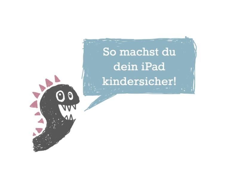Kindersicherung für iPad und iPhone