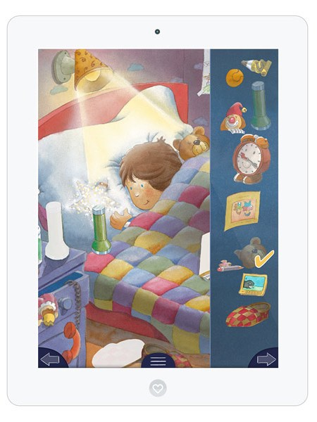 Kinderbuch Klassiker als interaktive App