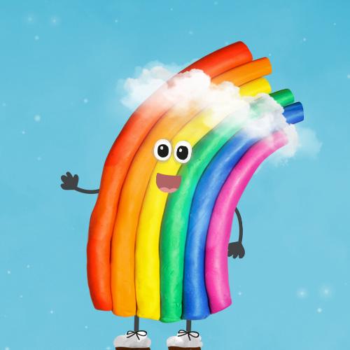 Rudi Regenbogen Kinder-Wetter-App