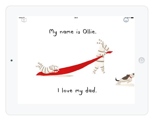 I love my Dad: toll illustrierte Liebeserklärung als