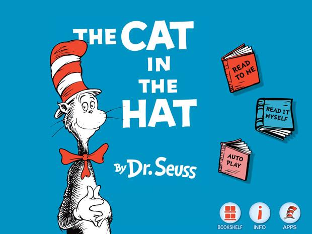Englischer Kinderbuch Klassiker von Dr.Seuss als Kinder App