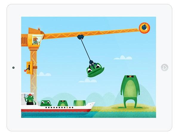 Kapu Blocks Minispiel App Turm bauen