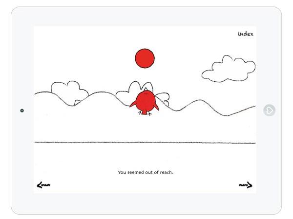 Kinderbuch App – Kurzgeschichte über die Suche nach der Liebe