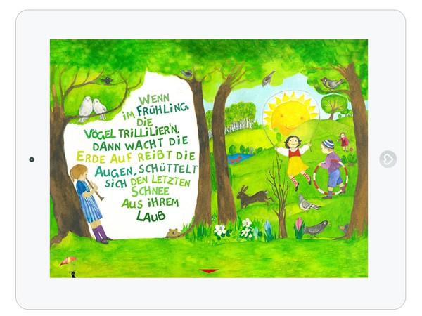 Mitsingbuch App Musik für Kleinkinder
