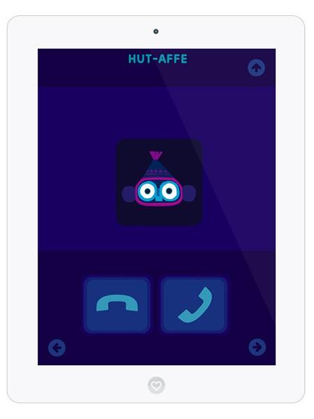 Kinder Spiele App für Grundschüler von Chris Haughton