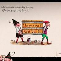 Hotzenplotz: Kinderbuchklassiker über einen Räuber, zwei Jungs und eine Kaffeemühle