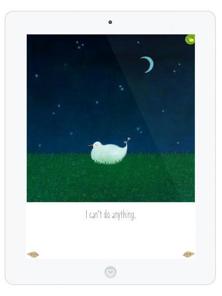 Kinderbuch App für's iPad über Bestimmung und Persönlichkeit