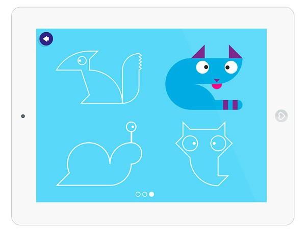 tayasui tangram bunter puzzlespaß für vorschulkinder