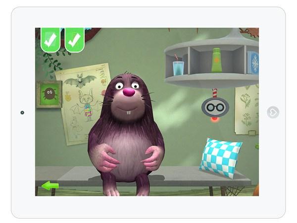Gute App für Kinder zum Tierarzt spielen
