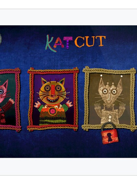 Innovative Kinder App zum Basteln mit Katzen