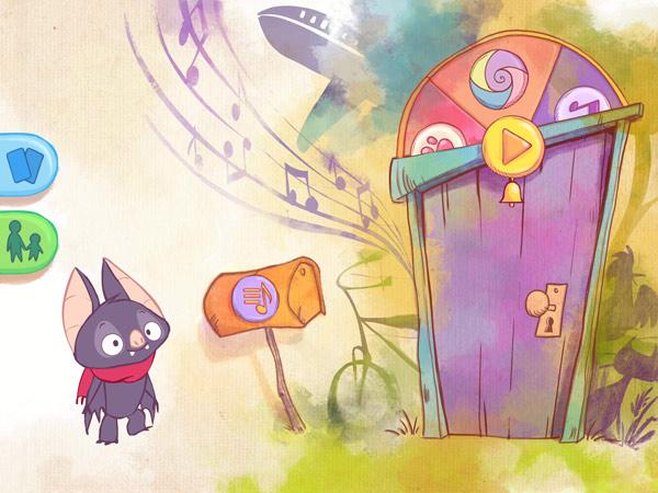 Witzige Memory-App für Kleinkinder mit Geräuschen