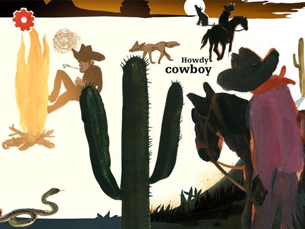 Schöne Kinder App über Tiere und Tierlaute