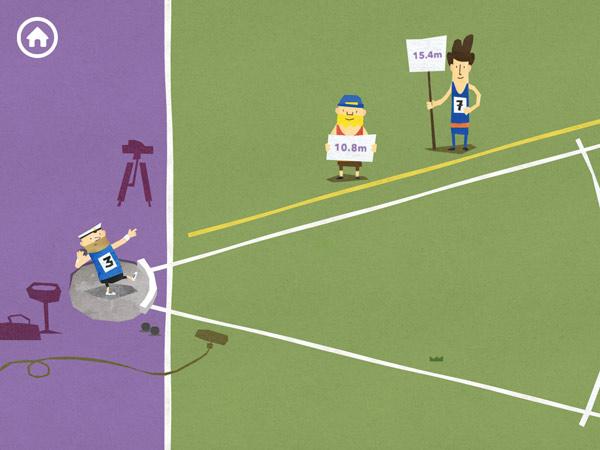 Kostenlose Kinderapp zu den Olympischen Spielen mit Seemann Fiete