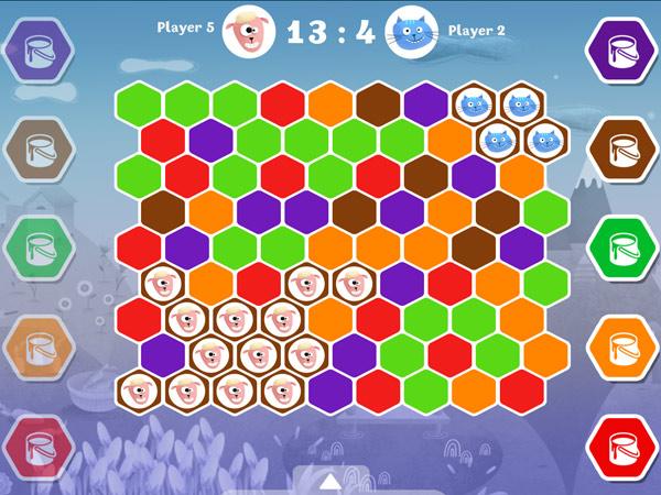 Fünf klassische Brettspiele als Kinder-App für iPad und iPhone