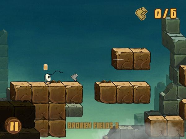 Schöne Jump n' Run App für ältere Kinder