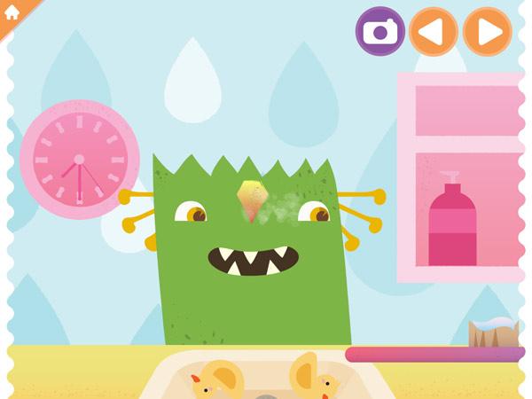 Gratis App über den Alltag eines Kindes
