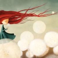 Im Garten der Pusteblumen: bezaubernde Kinderbuch App über Herzenswünsche