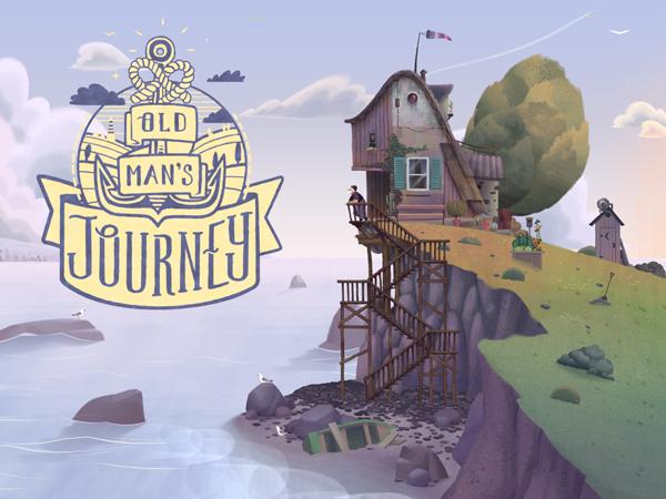 Old Man's Journey: ein gefühlvolles Rätsel-Abenteuer im liebevollen Kinderbuch-Gewand