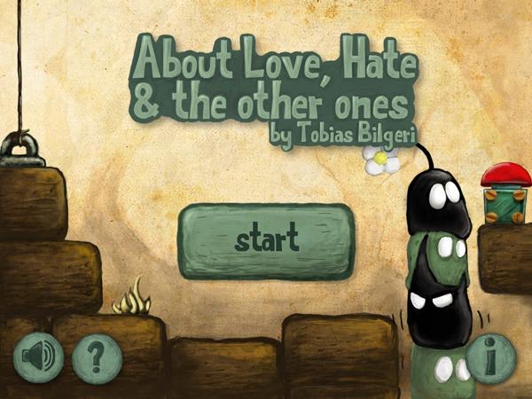 schönes iPad Spiel für Teenager im 2D Look